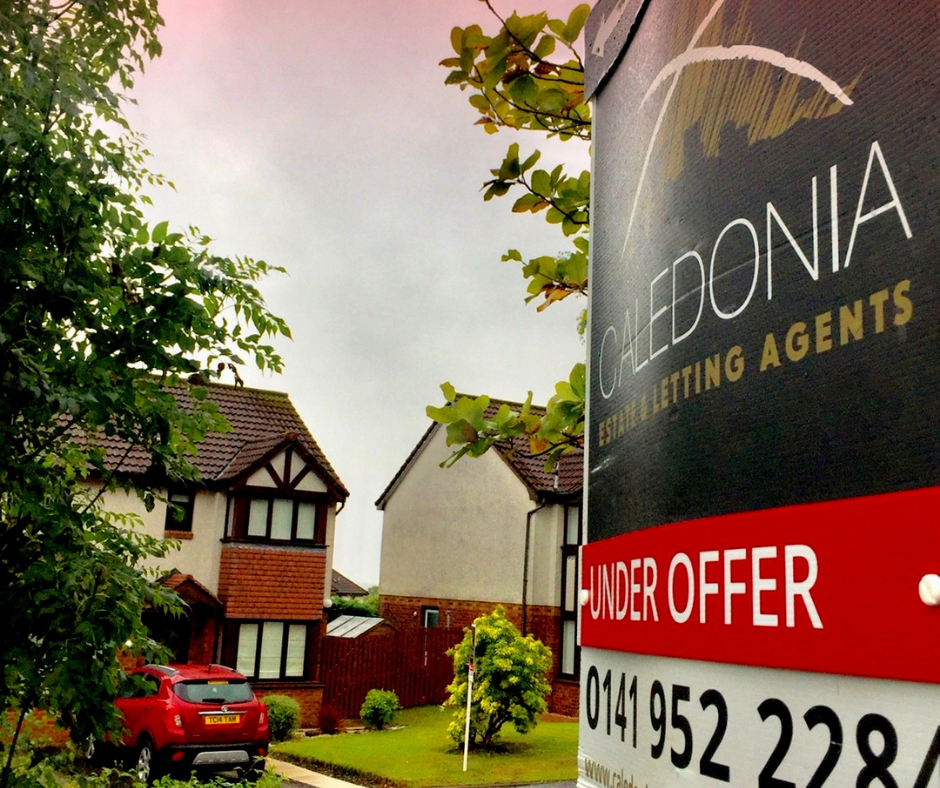 soaring property demand