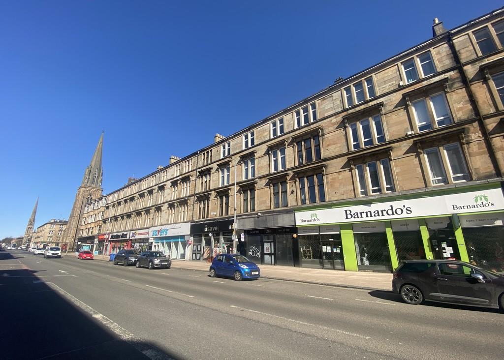 Great Western Road, Kelvinbridge, Glasgow